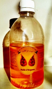 Argan Oil from Morroco